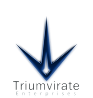 Triumvirate Enterprises Logo by SixthCircle