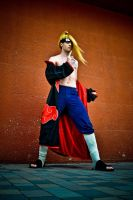 Deidara cosplay by Mrthree92