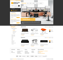Simple corporate furniture design v2 by kqubekq