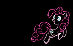 Pinkie Neonic Mimimalistic by TagTeamCast