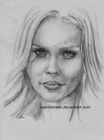 Claire Holt / Rebekah Mikaelson by Sabriiistrash