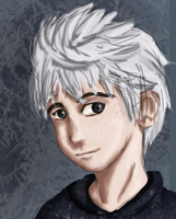 Jack Frost by IcyPanther1