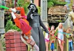 Star Wars Kylo Ren at Disney's Hollywood Studios by NikonGuy757