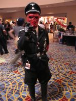 DragonCon '12 - the Red Skull by vincent-h-nguyen