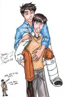 ASP: Colored Piggyback by pedal