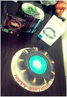 Stargate Cake by TzalekPulse