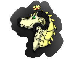 ALL HAIL KING DRACO by ParadiseIsCancelled