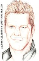 .:Chris Jericho:. by AaronAZZAbrown