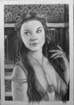 Margaery Tyrell by ChrisStoner