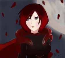 Ruby Rose by Namilly