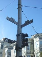 Haight Ashbury by ThEiUfO