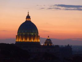 St Peter's Dome by gordo99