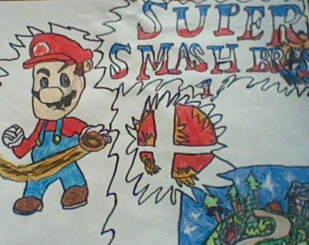 SSUFC Contest Entry by NEWswaggermariobros
