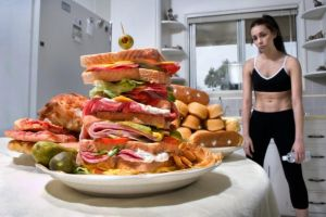 Anorexia : Eating Dissorder by viry