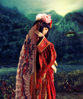 Lady of Asia by OutlawNinja