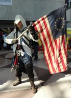 NYCC'12 Connor Kenway by zer0guard