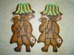 Anime gingerbread cookie 5 by Sonneen