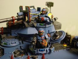 Turret View by Drknght61