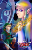 Skyward Sword by IamSare
