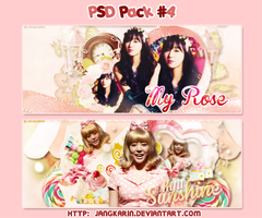 [PSD Pack] #4 My Adorable Bias :vvvv by jangkarin