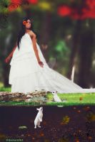Lost Bride by cherie-stenson