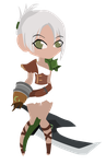 Riven The Exile by indecentdecendant