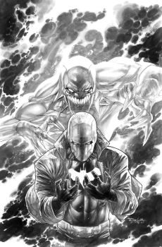 RedHood and the Outlaws 36 cover by sjsegovia