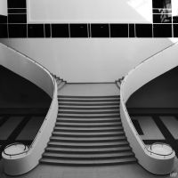 stairs. by Gont