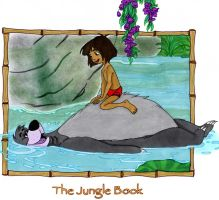 The Jungle Book by MissMikopete