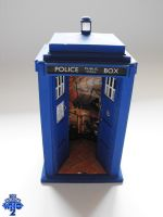 11th Doctor TARDIS Model (2010 Build) by theDoctorWHO2