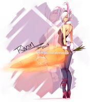 LoL Girls - Riven by Rush--it