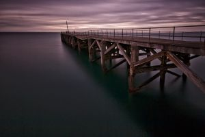 Another Pier Shot by CharmingPhotography