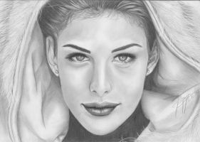 Liv Tyler by AfterSchoolArts