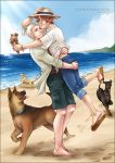 APH - At the beach - COM by alatherna