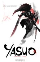 League of Legends - Yasuo by Katephos