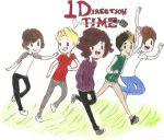 One Direction Time! by MushiePasta