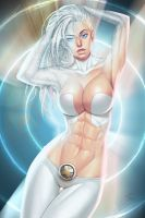 PATREON - Emma Frost Transformation by R62