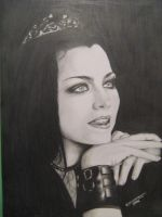 Amy Lee by dinnamarque
