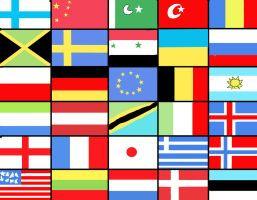 flags by bestbuyrules13