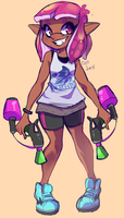 SplaTWOn by rringabel