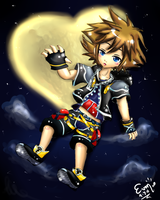 Sora Falling For You by The-Yello-Mello