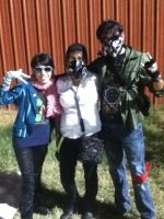 -Cosplay- Zombie Hunters by Gear-kind