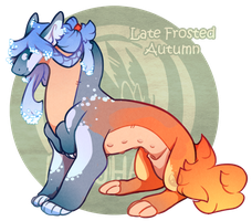 Day 7 - Advent CLOSED - Late Frosted Autumn by MahoHaku