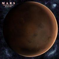 Planet Resource: Mars by Lee-Xai