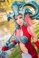 Koi Nami II by EnchantedCupcake