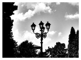 Street-Lamp by RiCe-lOvE