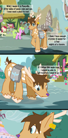 MLP Snow In Equestria Pg 2 by lonly-chibi-dragon