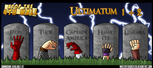 AT4W: Ultimatum 1 - 2 by MTC-Studio