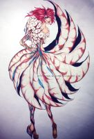 Nature inspired fashion design 2 by nilec88
