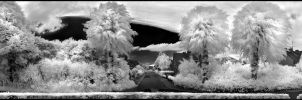 Home Street Pano infrared... by MichiLauke